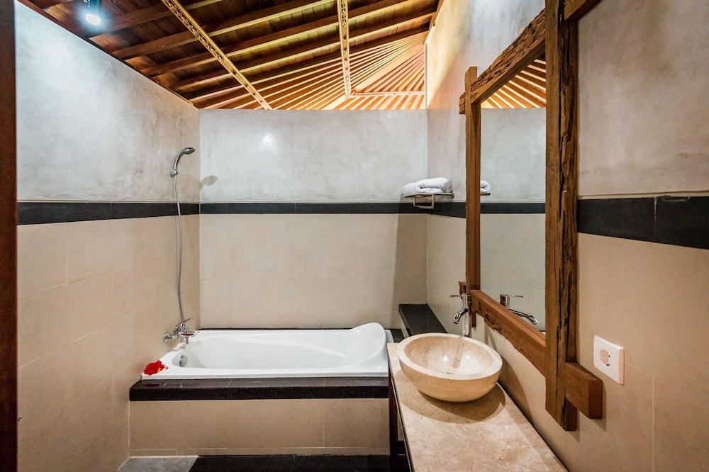 Villa, 1 Bedroom, Non Smoking, Garden View - Bathroom