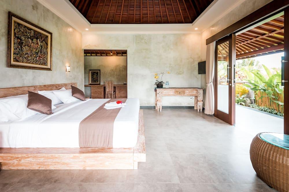 Villa, 1 Bedroom, Non Smoking, Garden View - Room