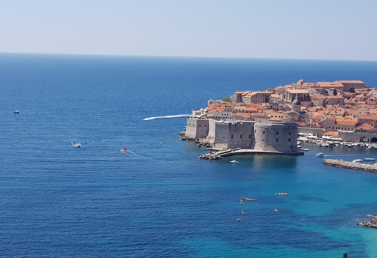Apartment Karmen, Dubrovnik, Fachada