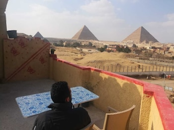 Picture of Mondy Pyramids View in Giza