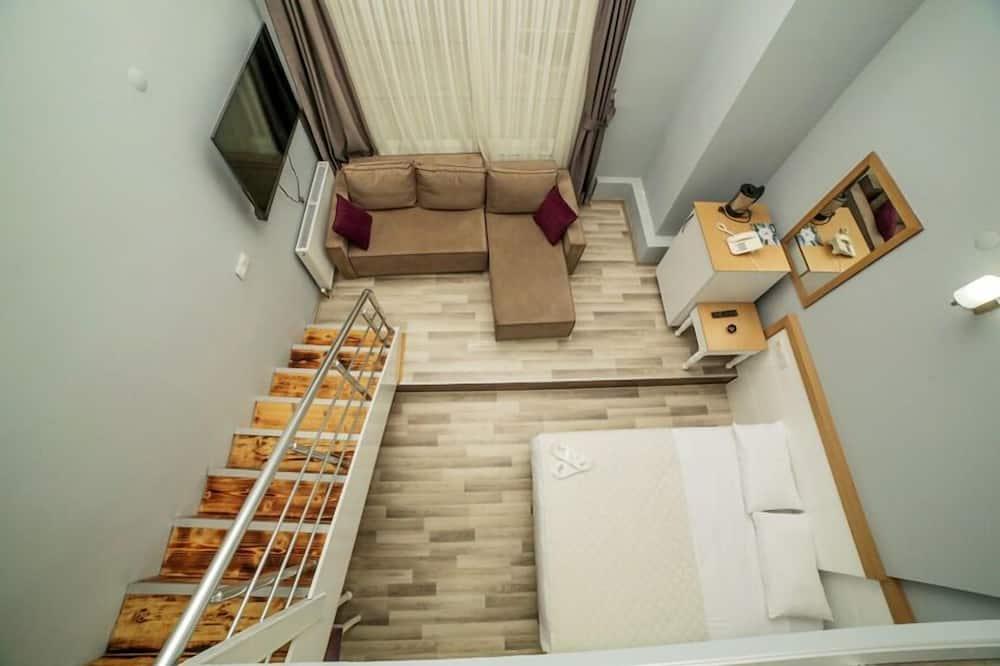 Loft Suite - אזור מגורים