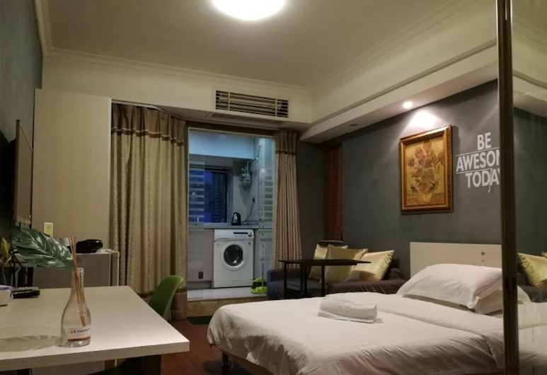 Shenzhen Mamaya Studio Apartment, Shenzhen, Exclusive Double Room, Room