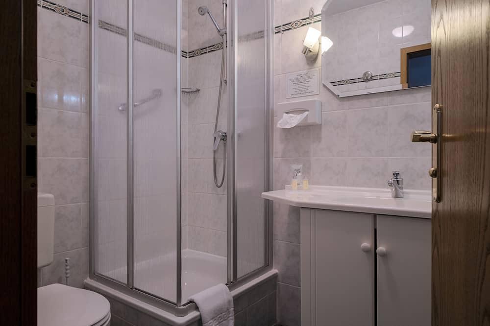 基本雙人房, 1 張標準雙人床, 非吸煙房 - 浴室