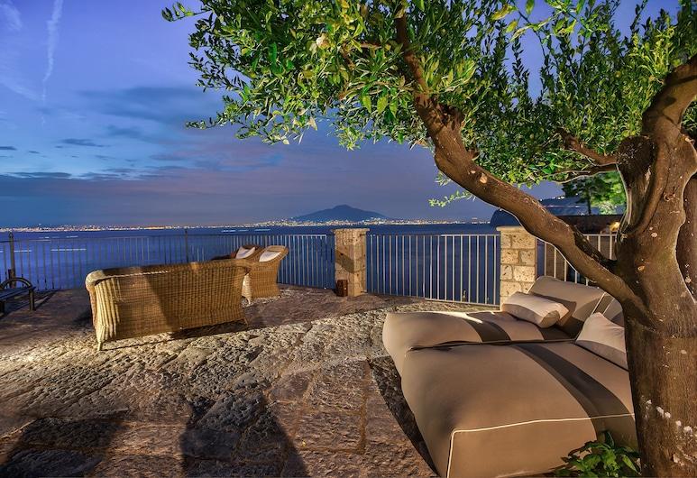 Villa Galidia, Sorrent, Villa, 4Schlafzimmer, Terrasse/Patio