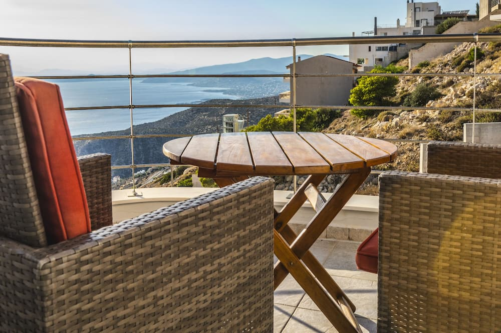 Honeymoon-Suite, Meerblick - Balkon