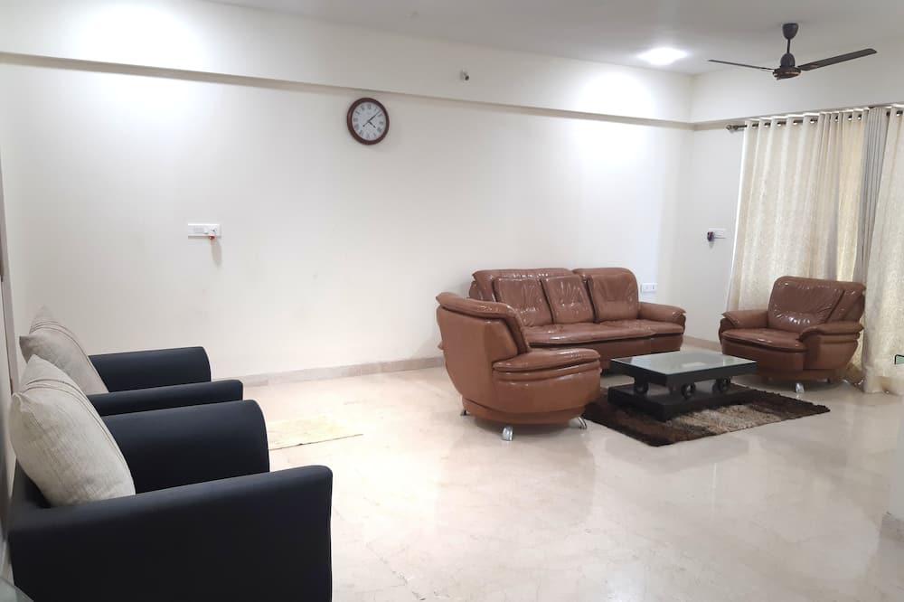 Pokoj typu Deluxe - Obývací pokoj