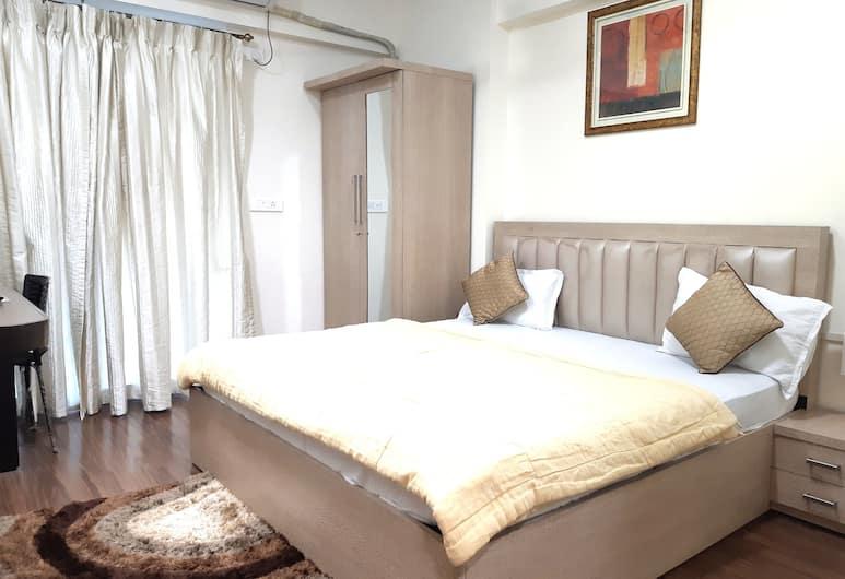 Arista Service Apartments Kalanagar, Mumbai, Izba typu Deluxe, Izba