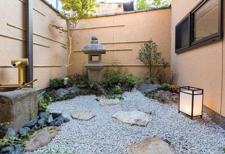 快樂屋飯店, Kyoto, 花園