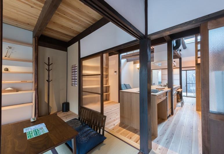 Cymbidium House Kyoto, Kyoto, Dom typu Basic, viacero postelí, nefajčiarska izba, Izba