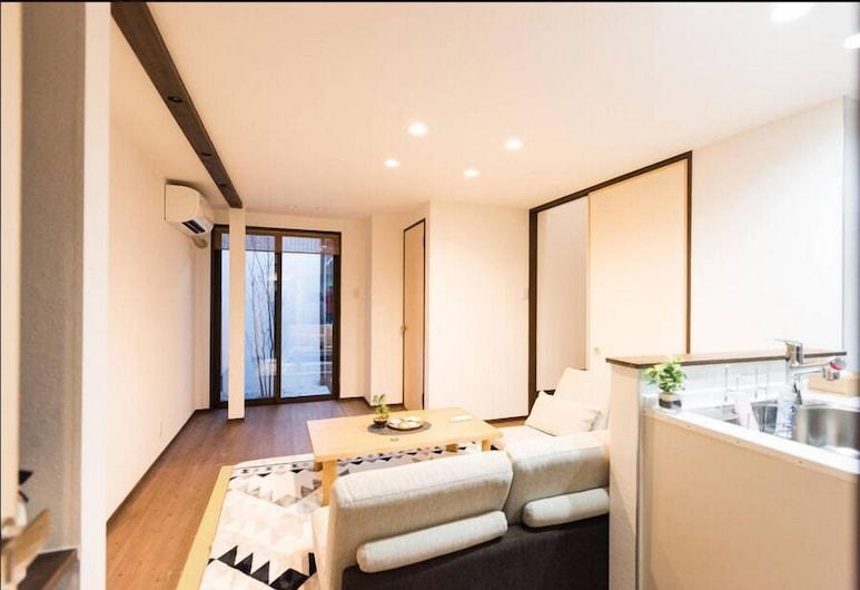 凡斯之家飯店, Kyoto, 基本獨棟房屋, 多張床, 非吸煙房, 客房