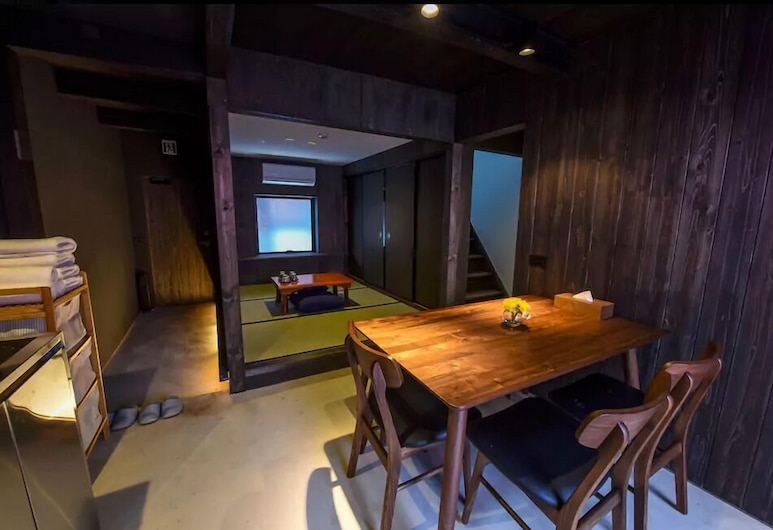 Gentle Wind House, Kyoto, Basic House, Multiple Beds, Non Smoking, Room