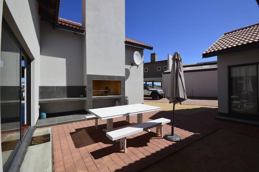 Family Apartment, 3 Bedrooms (Casa Spek) - Terrace/Patio