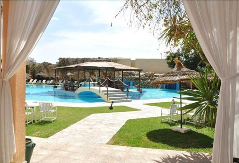 Hôtel Narcis - Adults Only, Nabeul, Baseinas