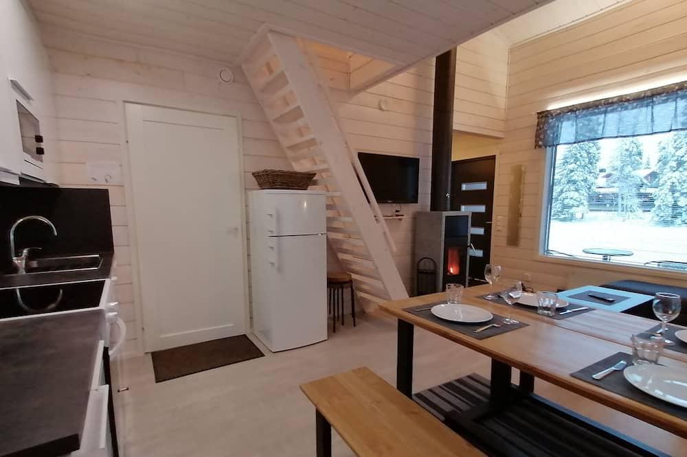 Apartment, 2 Bedrooms, Sauna - Living Room