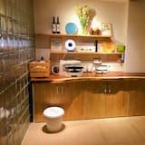 Дизайнерський двомісний номер - Спільна кухня