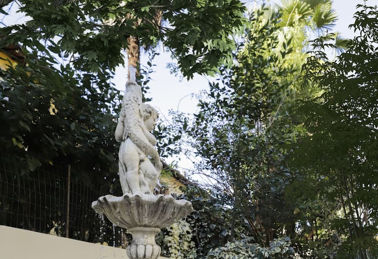Residenza Cecchi, Florenz, Garten