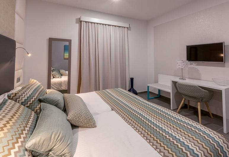 Silvi Villas by TAM Resorts, San Bartolome de Tirajana, Dizaina dzīvokļnumurs, 2 vienguļamās gultas, terase, Numurs