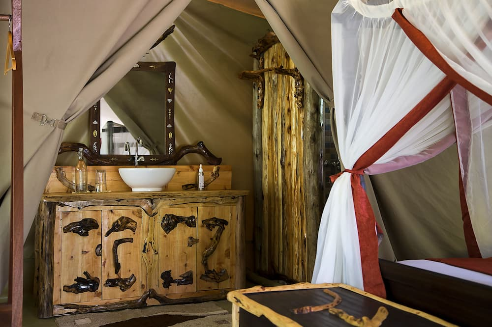 Tent, Park View - Bathroom