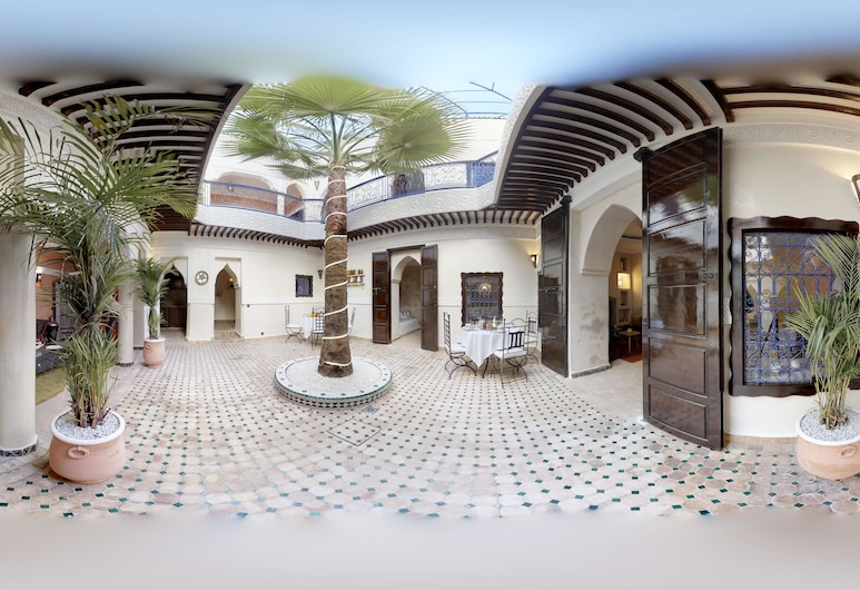 Riad Kamal, Marrakech, Hotel Front