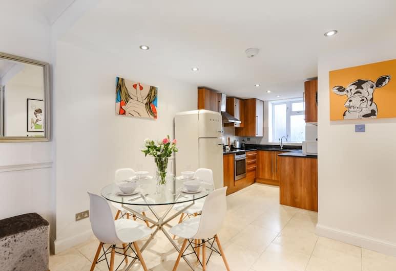 Cavendish - By Sojourn , Londra, Apart Daire, 2 Yatak Odası, Özel mutfak