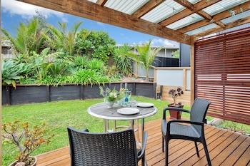 A(z) Sunny Grey Lynn Holiday Home hotel fényképe itt: Auckland