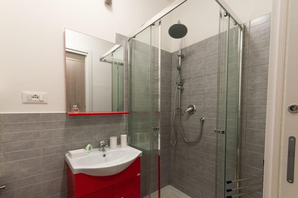 Habitación Confort con 1 cama doble o 2 individuales, para no fumadores - Baño