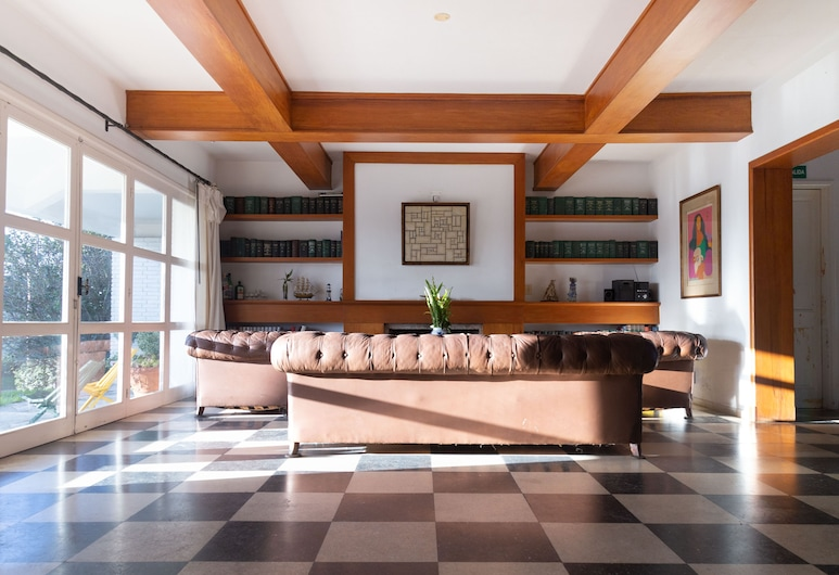 Hostel Freelife, פונטה דל אסטה, אזור ישיבה בלובי