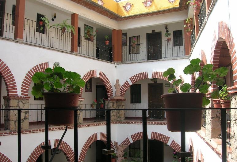 Hotel Molino Del Rey, Guanajuato, Teres/Laman Dalam