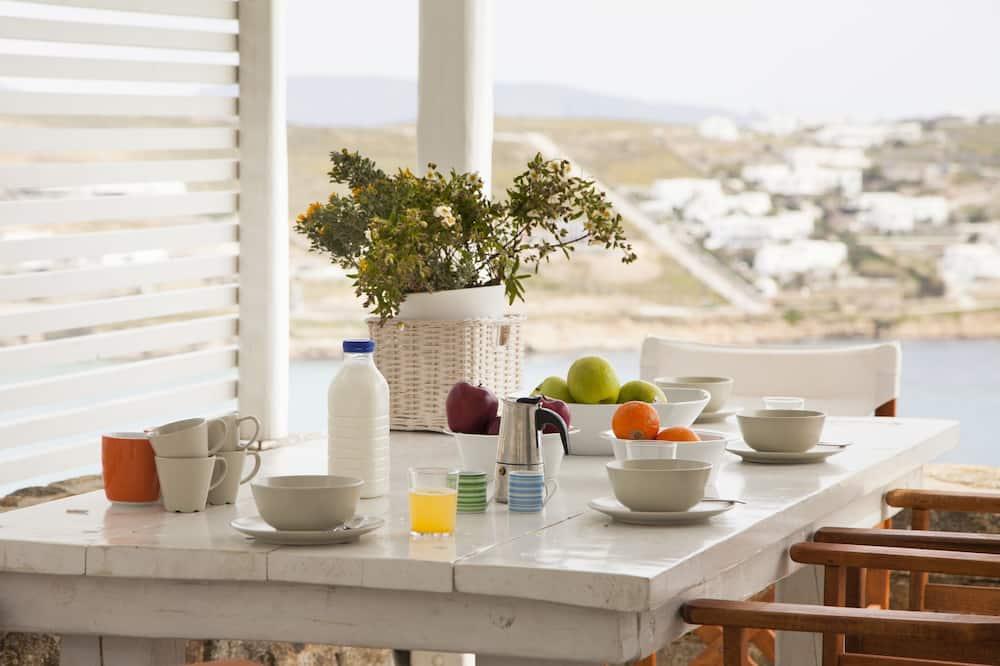 Vila Desain, 3 kamar tidur, pemandangan samudra (Rosemary) - Balkon