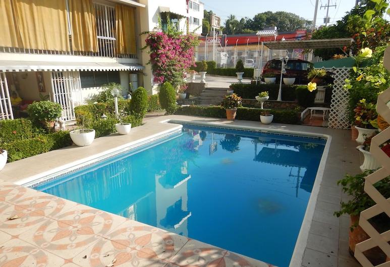Hotel Suites Licha Acapulco, Acapulco, Piscine en plein air