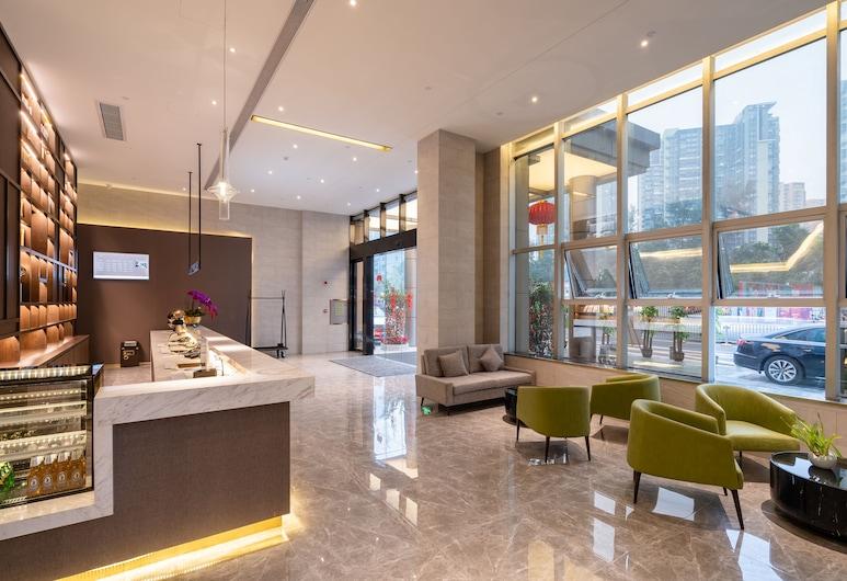 Anban Hotel, Shenzhen, Resepsionis