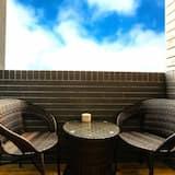 Habitación cuádruple estándar (202) - Balcón