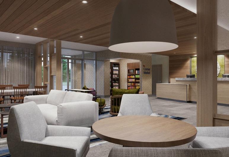 Fairfield Inn & Suites by Marriott Helen, Helen, Lobi
