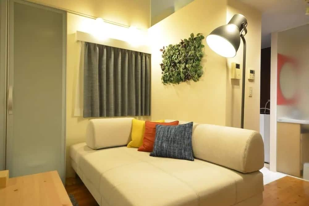 Apart Daire, Sigara İçilmez (with loft, 602) - Oturma Odası