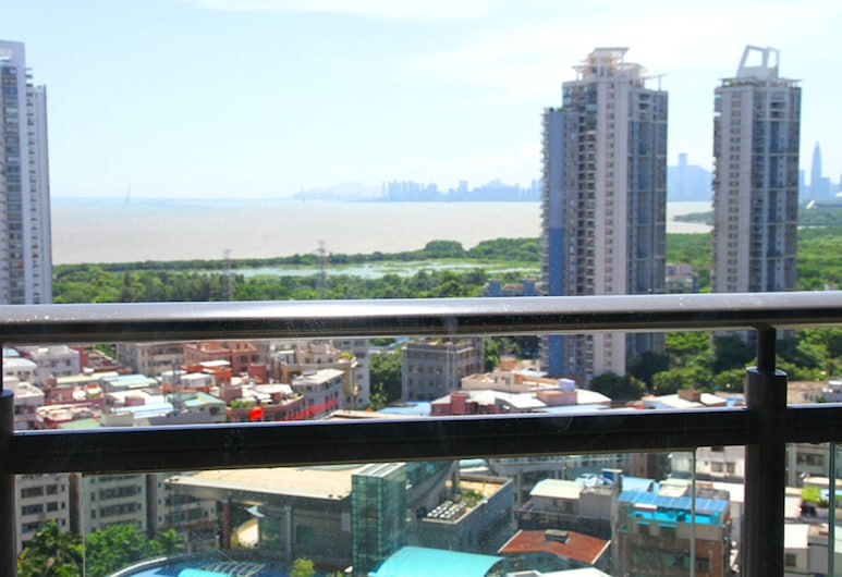 Yuexi Business Apartment, Shenzhen, Apartment, 2 Bedrooms, Room