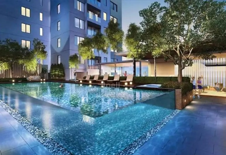 Summer Suites Residences By Plush, Kuala Lumpur, Outdoor Pool