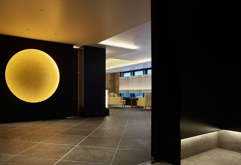 Mitsui Garden Hotel Kyoto Station, Kyoto, Vnútorný vchod