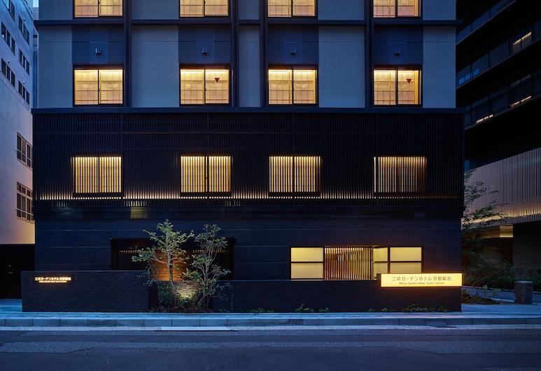 京都站三井花園飯店, Kyoto, 飯店正面