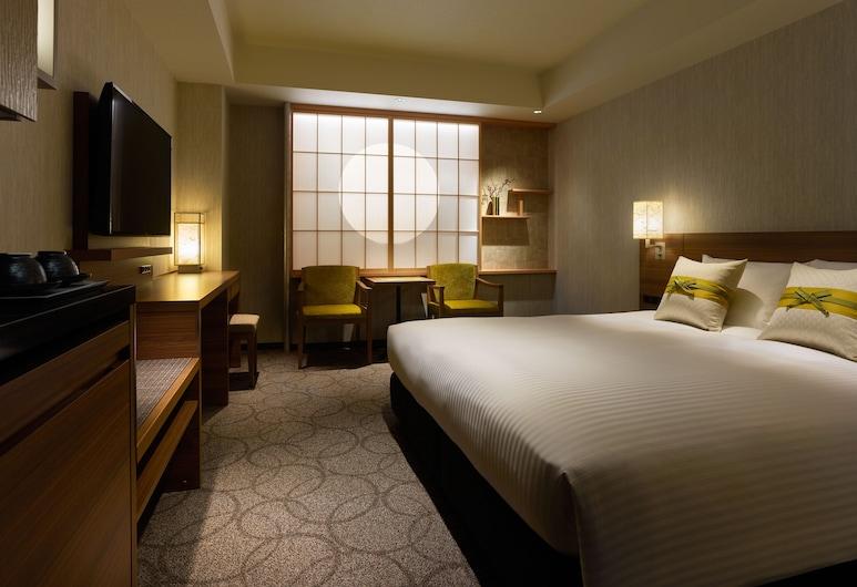 京都站三井花園飯店, Kyoto, 雙人房, 非吸煙房, 客房