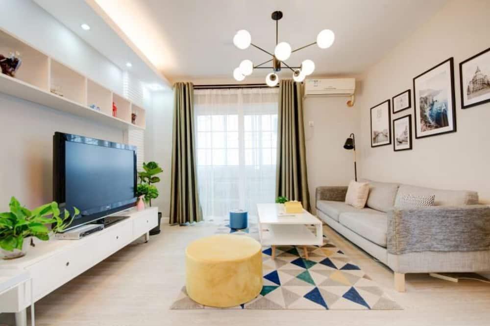 2-Bedroom Apartment - Living Area