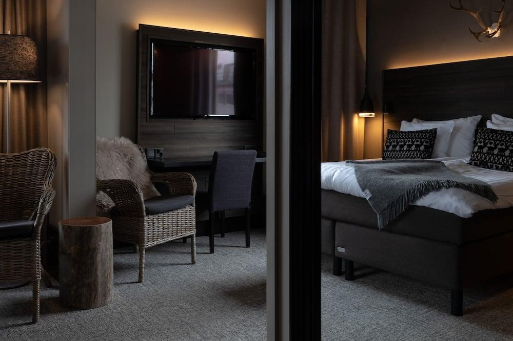 Lapland Suite (with sauna) - Oleskelualue