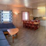 Cabin, Phòng tắm hơi - Khu phòng khách