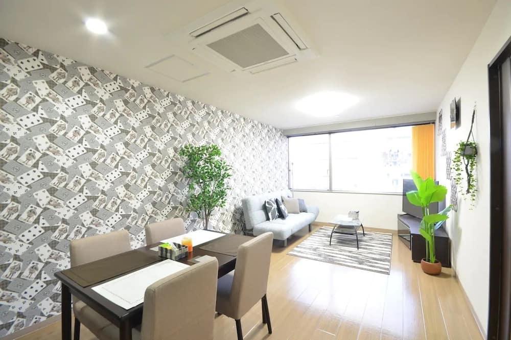 Apartment Queenl Suite, Non Smoking, 503 - Living Area