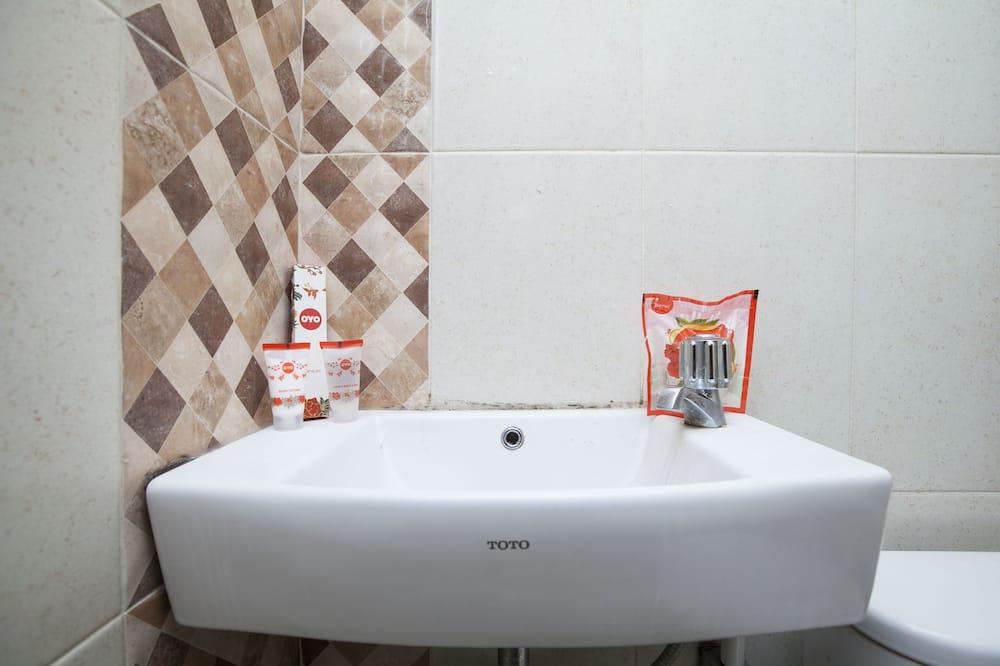 Standard Tek Kişilik Oda - Banyo