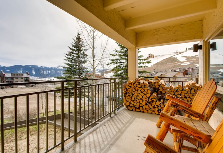 Plaza2Peak PZ135 - 2 Br Condo, Crested Butte, Διαμέρισμα (Condo), 2 Υπνοδωμάτια, Μπαλκόνι