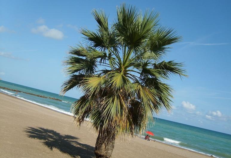 Camping Florida, Benicassim, Beach