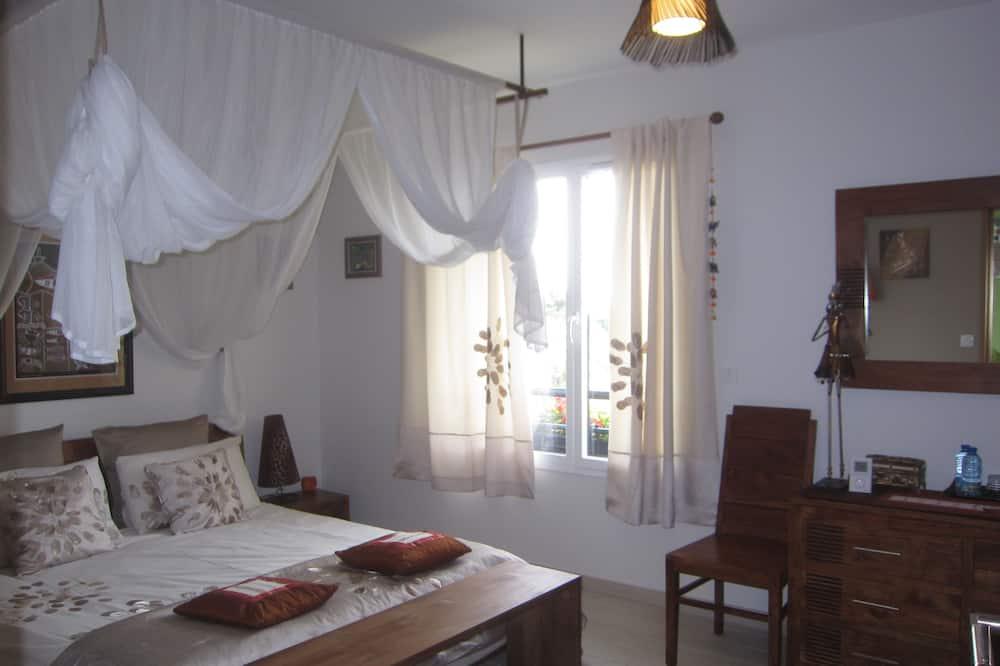 חדר קלאסי זוגי (Kuranda) - חדר אורחים
