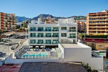 Foto van Carihuela Suites in Torremolinos