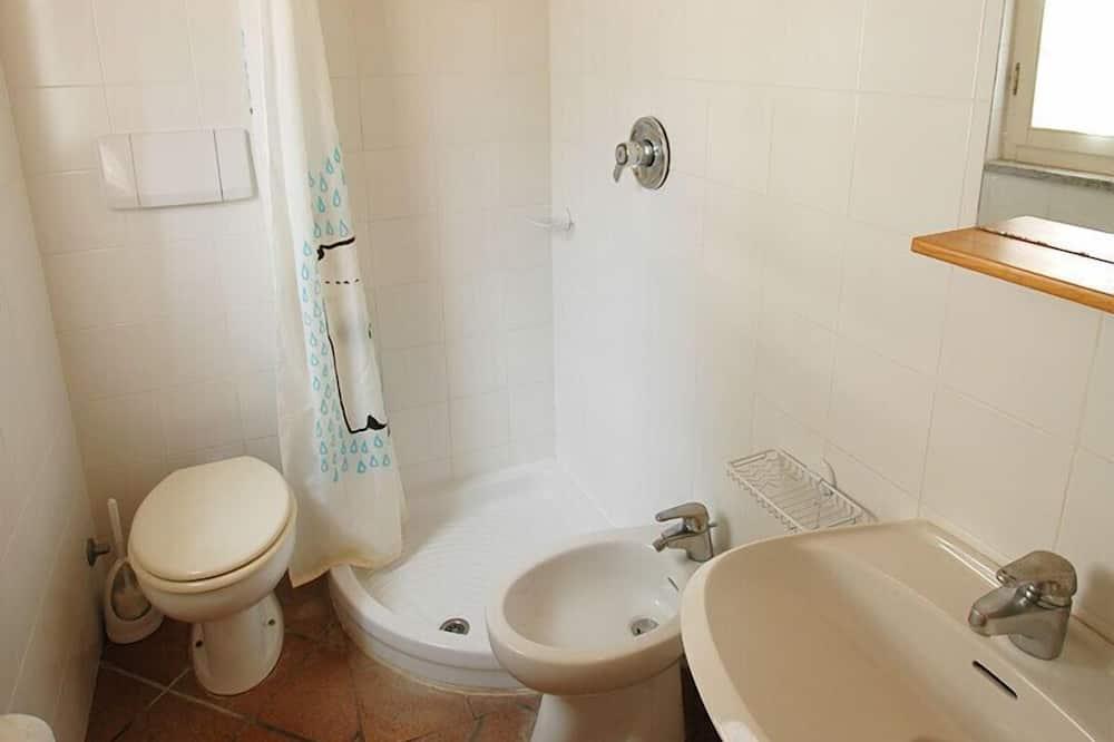 公寓, 1 間臥室, 庭院 - 浴室