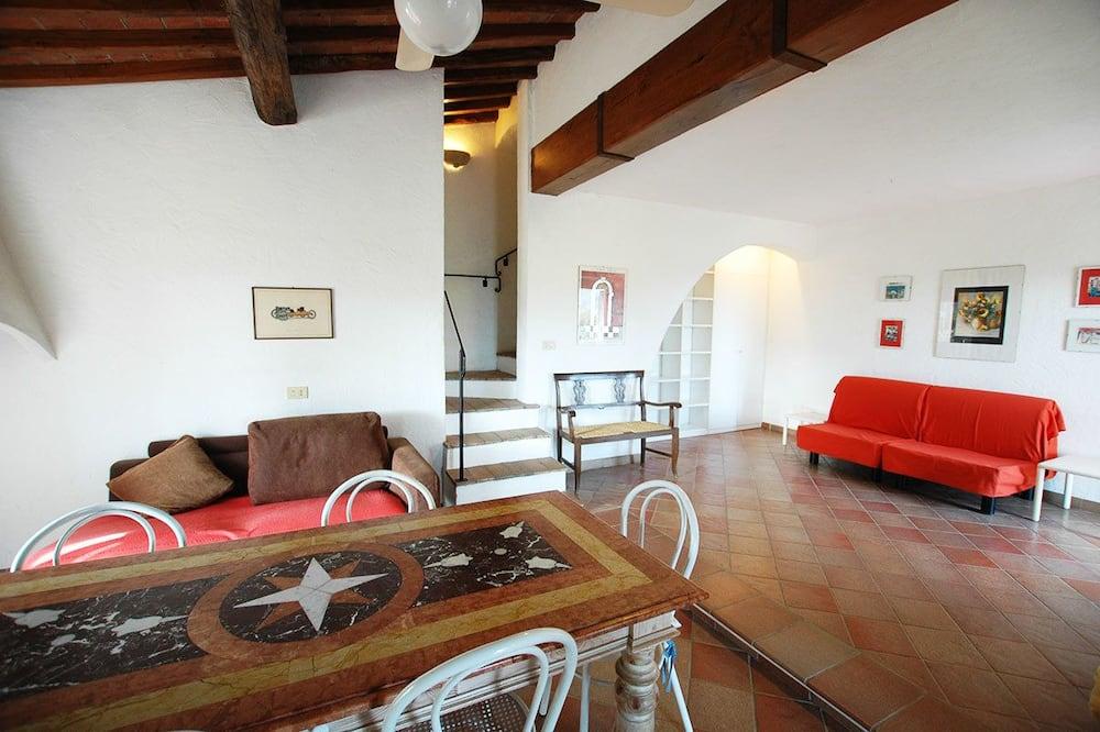 公寓, 1 間臥室, 庭院 - 客房餐飲服務